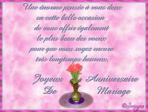 1anniv mariage bouquet roses002jpg - Poeme Felicitation Mariage